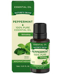 Nature's Truth Aromatherapy 100% Pure Refreshing Peppermint Oil