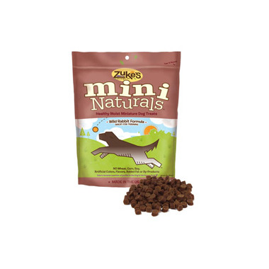 Zuke\'s Dog Mini Naturals Wild Rabbit Formula
