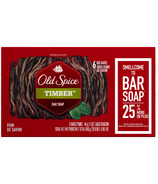 Old Spice Fresher Collection Timber Bar Soap