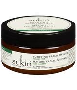 Masque purifiant pour le visage de Sukin