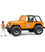 Bruder Toys Leisure Time Jeep Cross Country Racer