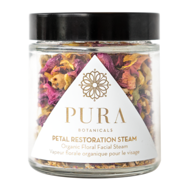 Pura Botanicals Petal Restoration Steam
