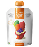 Love Child Organics Baby Food Pouch With Quinoa