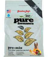Grandma Lucy's Pureformance Pre-Mix Freeze-Dried Grain-Free Dog Food