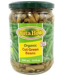 VitaBio Organic Cut Green Beans