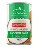 Earth's Choice Organic Coconut Milk Guar Gum Free