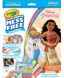 Crayola Color Wonder Mess Free Glitter Kit Disney Princess