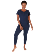 Smash + Tess The S+T Anyday Romper Naturally Navy