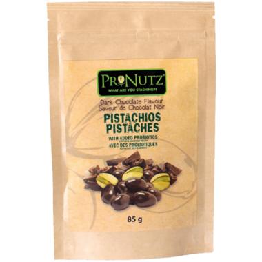 ProNutz Dark Chocolate Covered Pistachios