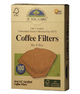 If You Care Cone Coffee Filters No. 6 Size