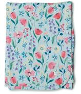 Loulou Lollipop Stretch Knit Blanket in Tencel Bluebell
