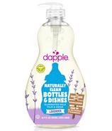 Dapple Lavender Scent Baby Bottle & Dish Liquid