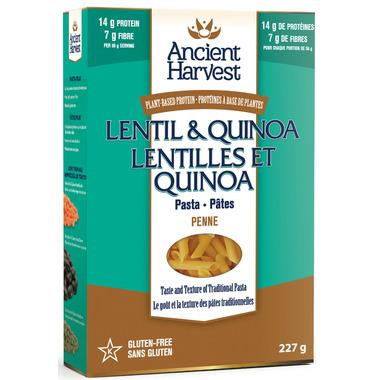 Ancient Harvest Green Lentil & Quinoa Penne