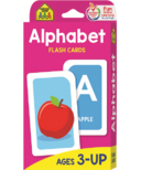 School Zone Flash Cards Alphabet