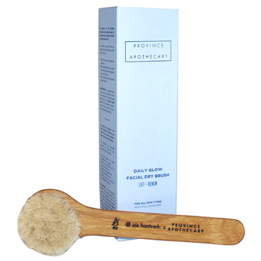 Province Apothecary Daily Glow Facial Brush