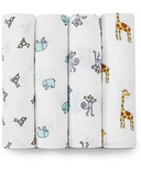 aden + anais Classic Swaddling Wraps Jungle Jam