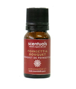 Scentuals Poinsettia Bouquet Essential Oil