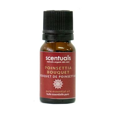 Scentuals Poinsettia Bouquet Essential Oil