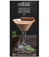 Gourmet du Village Chocolate Eggnog Mix