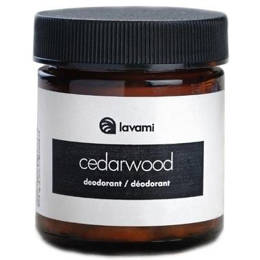 Lavami Cedarwood Deodorant Cream