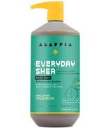 Alaffia EveryDay Shea Body Wash Vanilla-Mint