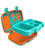 Bentgo Brights Children's Bento Lunch Box Orange