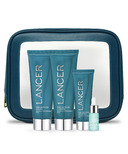 Lancer Skincare 3-Piece Intro Kit Sensitive-Dehydrated Skin