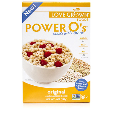 Love Grown Foods Power O\'s Original