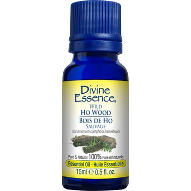 Divine Essence Ho Wood Essential Oil