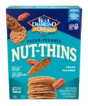 Blue Diamond Nut Thins Crackers Pecan
