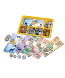 Learning Resources Canadian Currency Exchange Acvitity Set