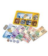 Learning Resources - Ensemble d'activités sur le change de la monnaie canadienne