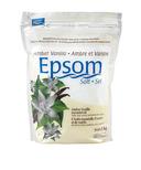 Amber Vanilla Epsom Salts (Magnesium Sulfate)