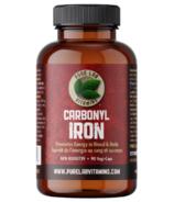 Pure Lab Vitamins Fer carbonyle