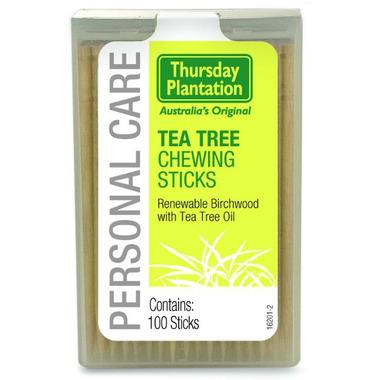 Thursday Plantation Tea Tree Australian Chewing Sticks