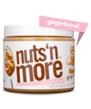 Nuts n More Protein Ginger Bread Peanut Spread