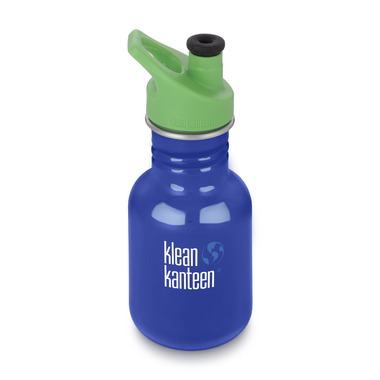 Klean Kanteen Kid Classic with Kid Sport Cap 3.0 Coastal Waters