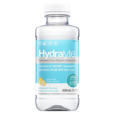 Hydralyte Electrolyte Maintenance Solution Lemonade Flavour