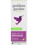 Goddess Garden Face the Day