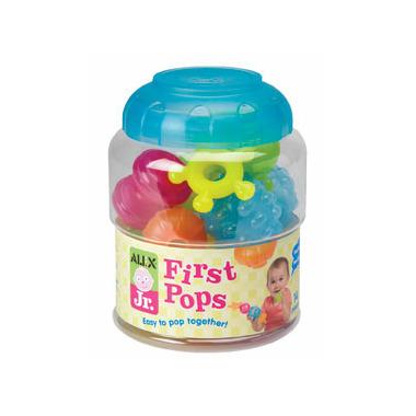 Alex First Pops