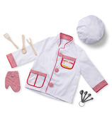 Melissa & Doug Chef Role Play Costume Set
