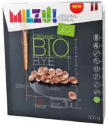Milzu Organic Cereal Rye Flakes No Added Sugar