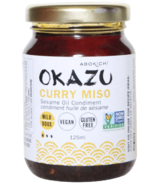 Abokichi OKAZU Curry Miso Sesame Oil Condiment
