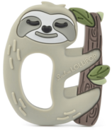 Loulou Lollipop Sloth Silicone Teether