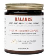 Eversio Wellness BALANCE 4 Mushroom Blend