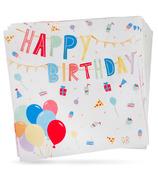 Great Pretenders Happy Birthday Napkins