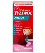 Tylenol Children's Cold Suspension Liquid