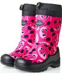kuoma Snowlock Pink Panda Winterboot