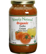 Simply Natural Organic Vodka Cream Pasta Sauce