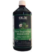 Olie Naturals New Beginnings Organic Fermented Herbal Probiotic Drink